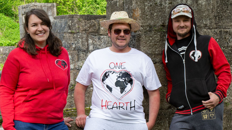 One Heart Earth, Righteous Rebels, Shirt, Hoody, Zipper