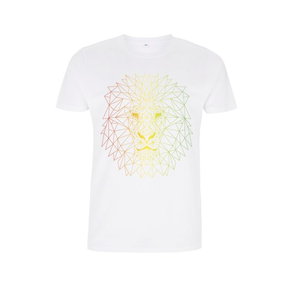 Polygon Reggae Lion