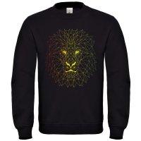Sweater Schwarz Uni
