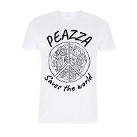 Peazza Saves World
