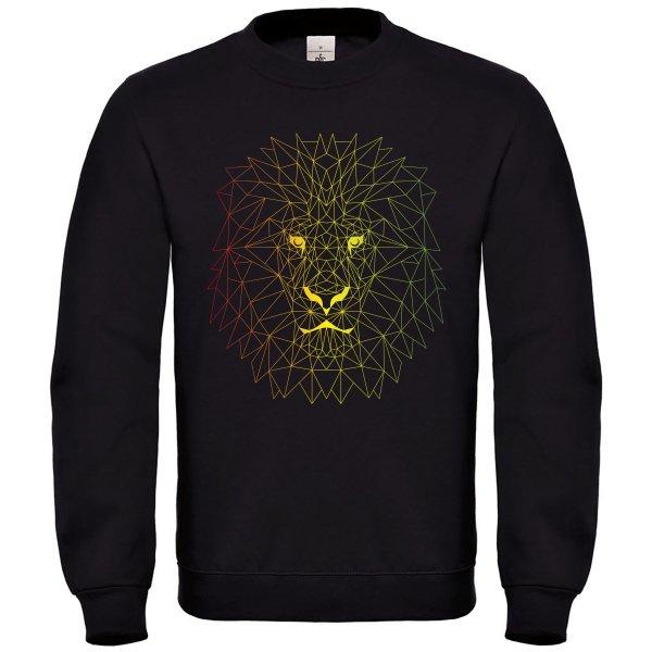 Poly Reggae Lion bunt